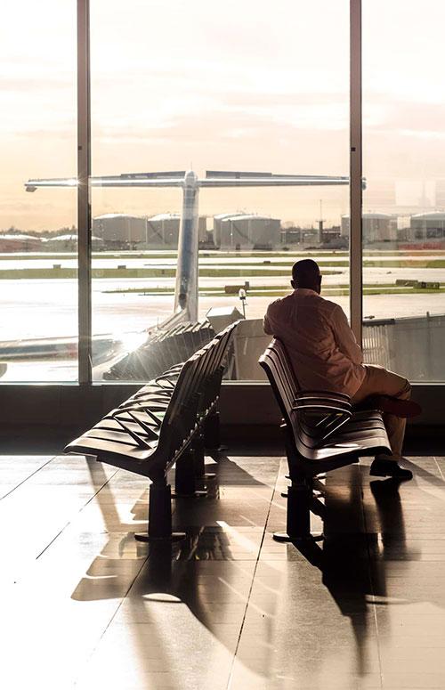 Зустріч в аеропорту з табличкою