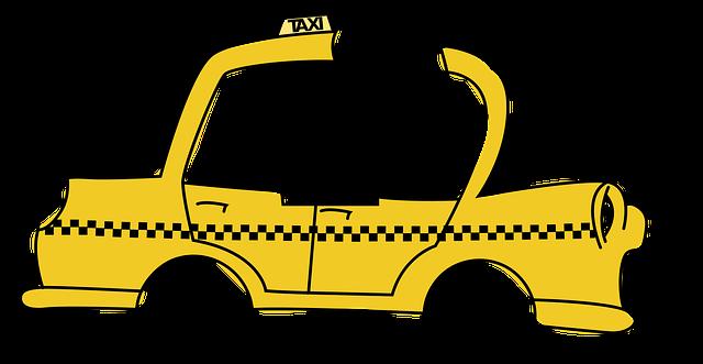 додаток таксі